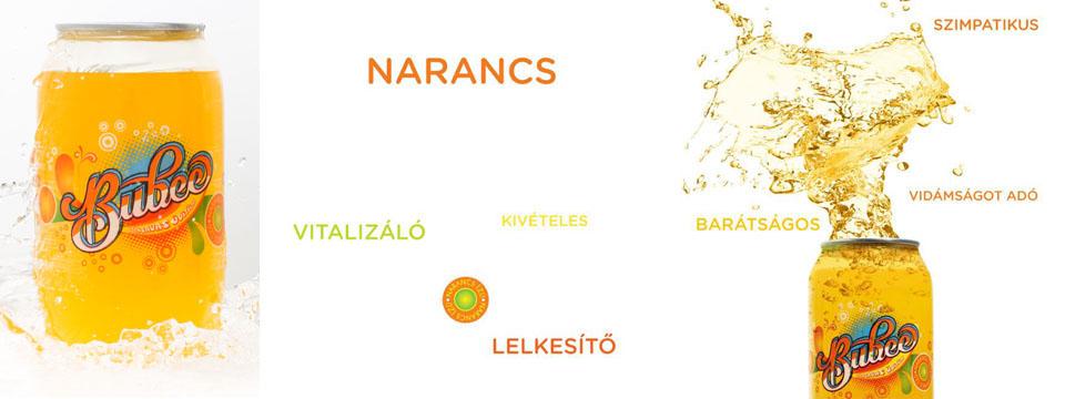 Bubee Narancs