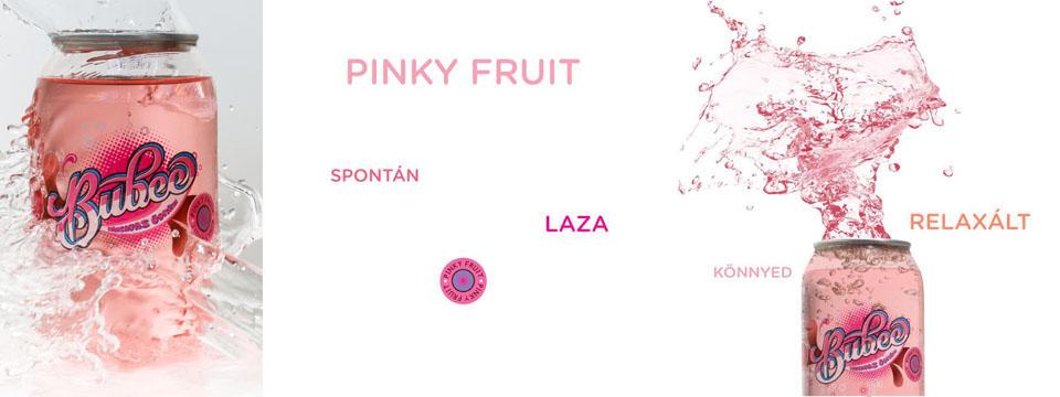 Bubee Pinky Fruit
